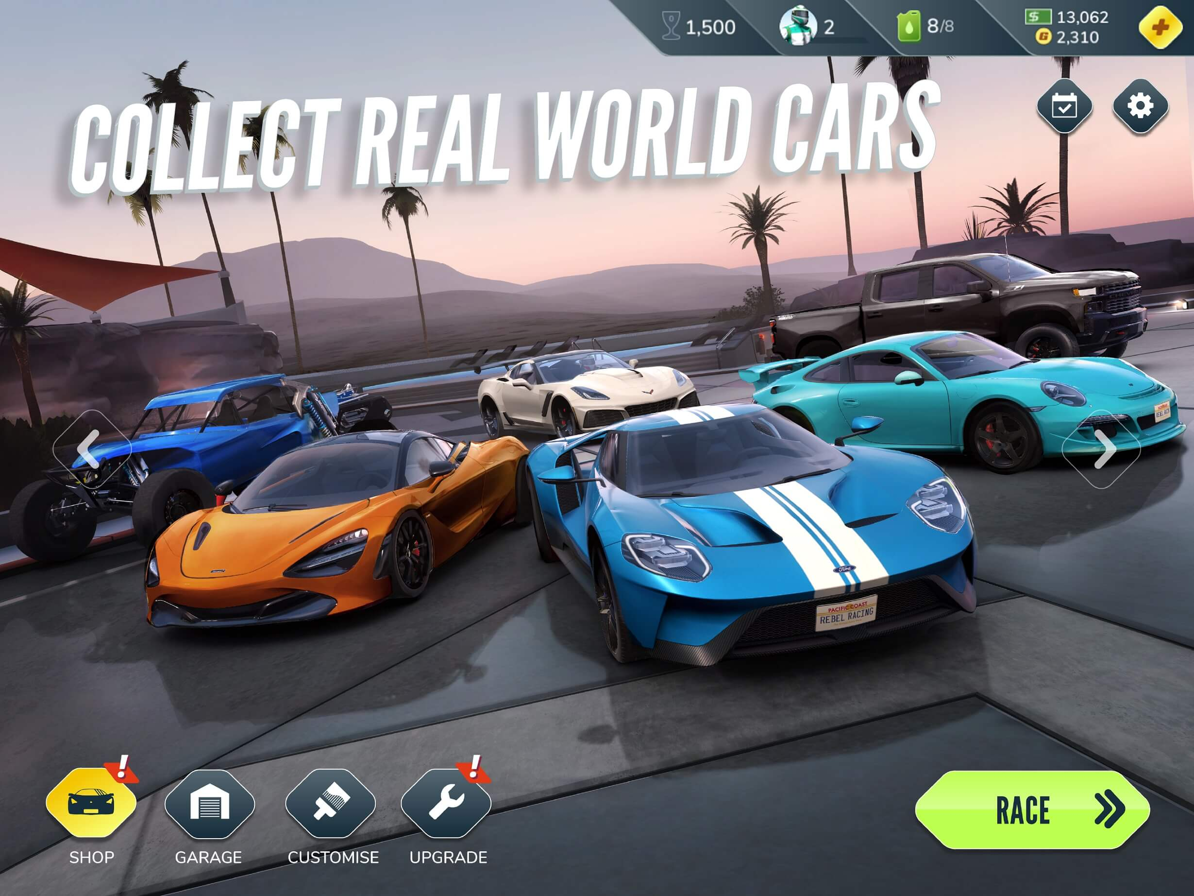 'Rebel Racing' By 'Hutch Games' is Now Available for Pre-Registration