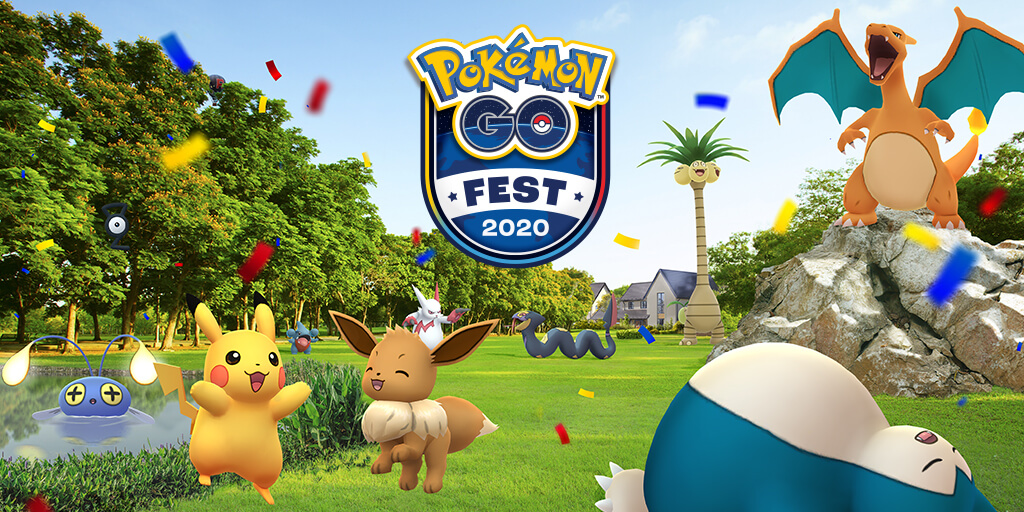 Pokemon GO Fest 2020: Tickets Are On Sale For The Online Event – Mobile Mode Gaming