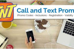 TNT Promos - Call and Text
