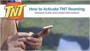 How to Activate TNT Roaming