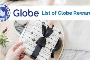 List of Globe Rewards