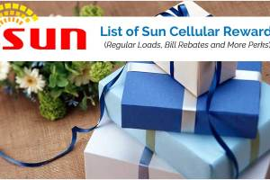 List of Sun Cellular Rewards - Sun Choice Rewards Program