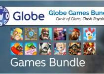 Globe Games Bundle Promo