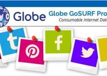 Globe GoSURF Promo