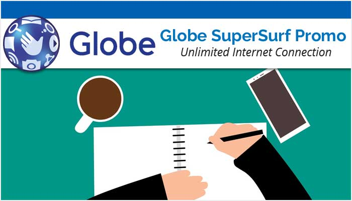 List Of Globe Supersurf Promos Unlimited Internet Connection