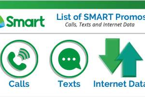 List of All Smart Promos 2018