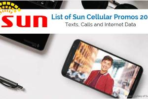 List of Sun Cellular Promos 2018