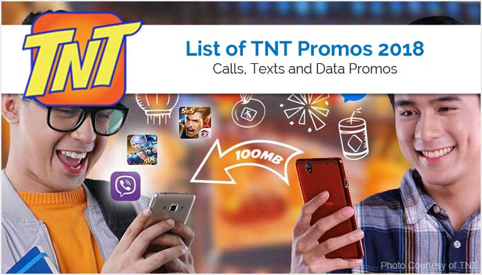 List of ALL TNT Promos 2019   Mobile Networks Philippines