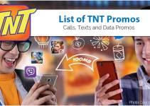 TNT Promos