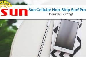 Sun Cellular Non-Stop Surf Promo