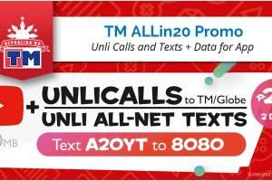 TM ALLIN20 Promo