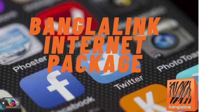 Banglalink Internet Package