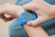 Smart hodinky pre deti