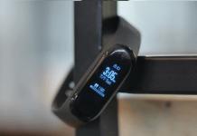 Xiaomi Mi Band 3 najlepší lacný fitness náramok