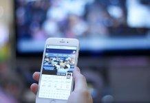 ovladanie tv cez mobil