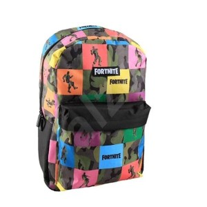Fortnite Backpack farebný