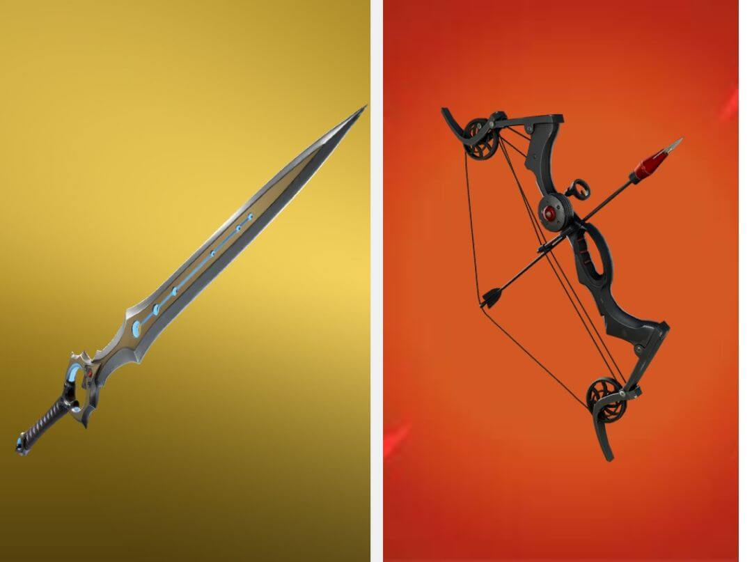 5 najsilnejších mýtických zbraní vo Fortnite