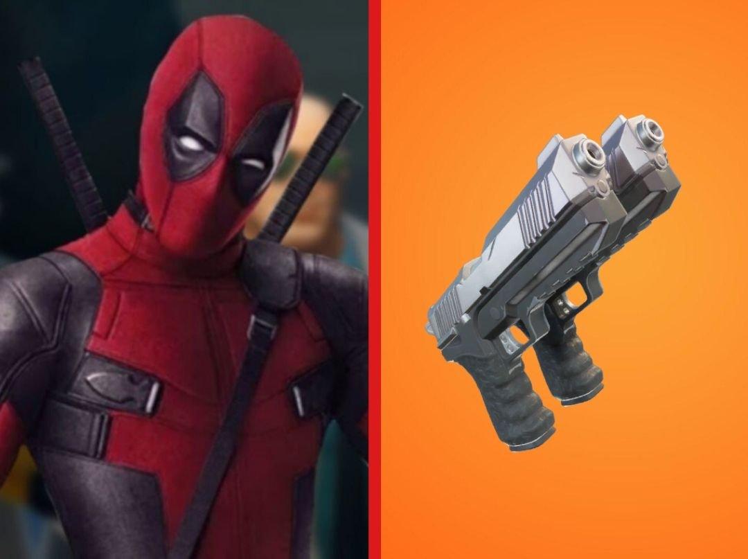 Leaker odhalil Deadpool pištole a ešte viac