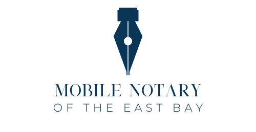 Mobile Notary of the East Bay