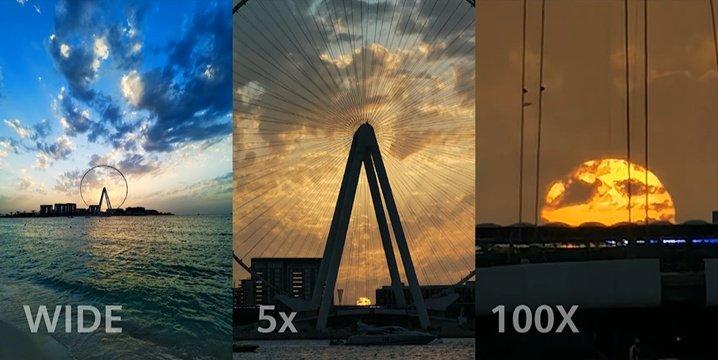 Рейтинг смартфонов по оптическому зуму камеры