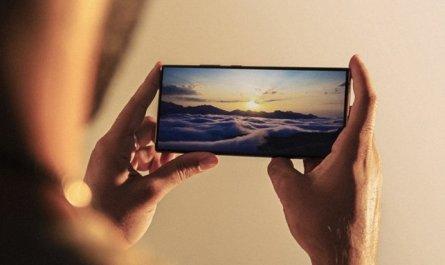 Смартфоны с дисплеями LTPO