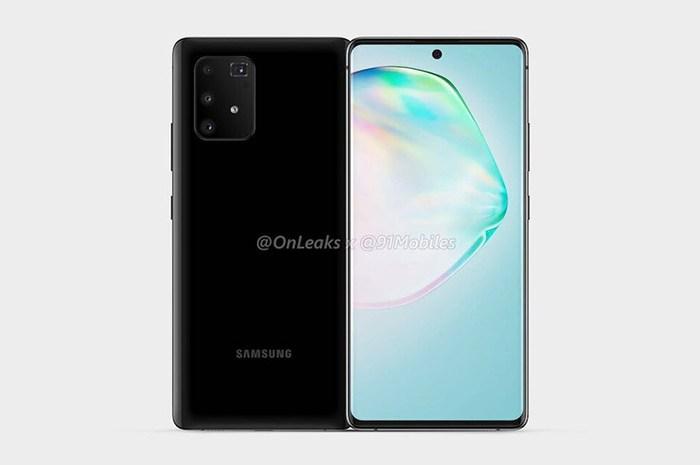 Samsung Galaxxy S10 Lite