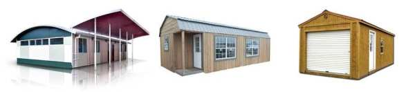 Portable Buildings   Buy, Rent To Own   New & Used ...