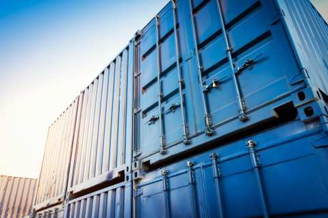 Construction Storage Containers