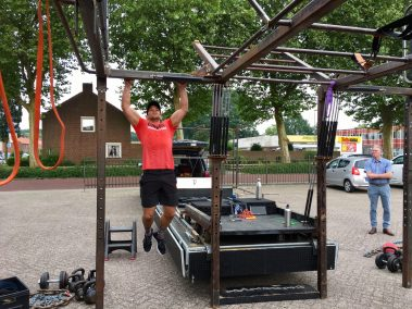 MOBILE OUTDOOR GYM