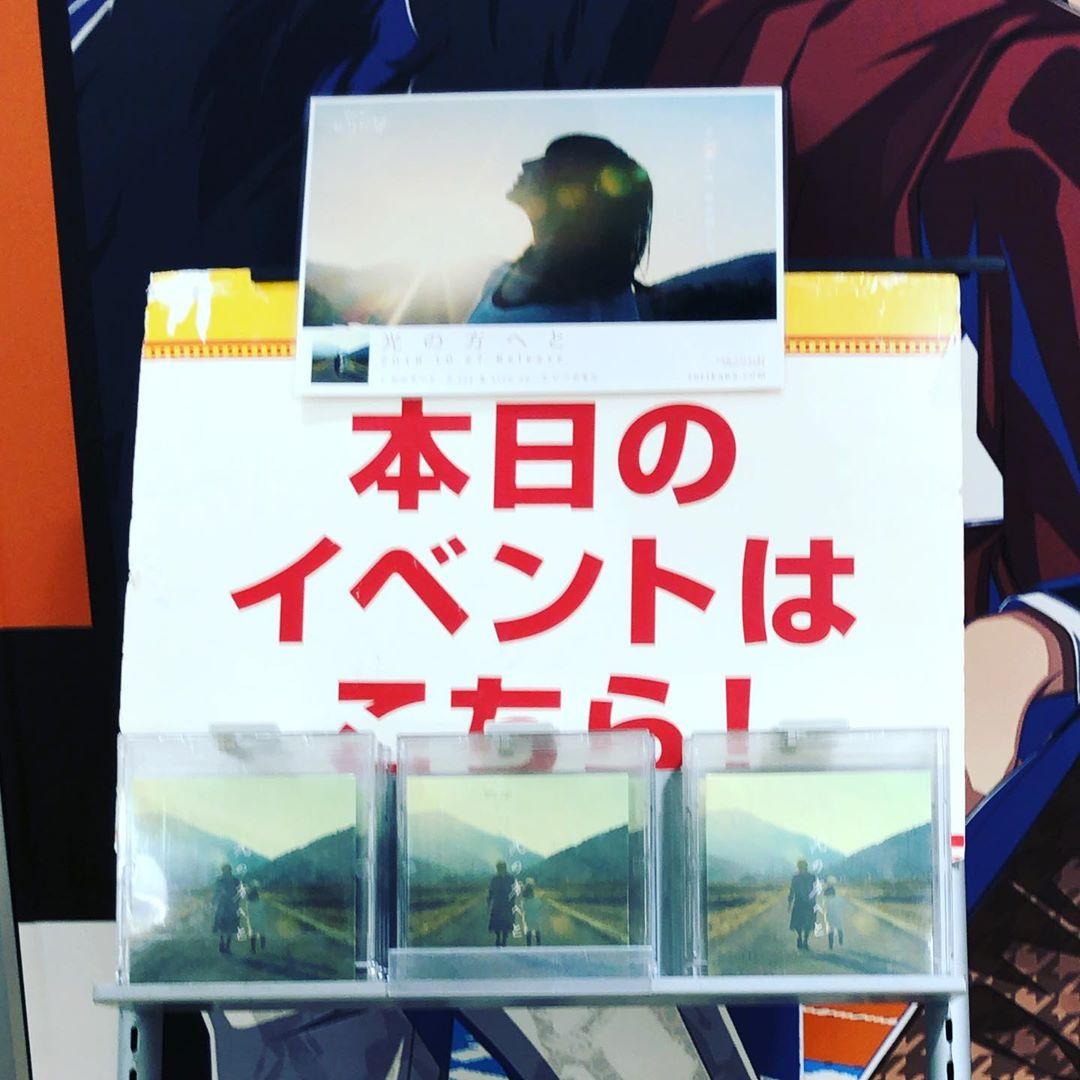 @seri_kana  せりかな タワーレコード梅田nu茶屋町店  13:00より