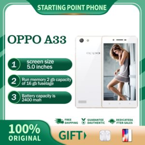 OPPO A33 (2G+16G)Official Global Version