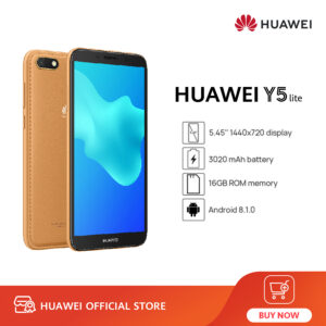 Huawei Y5 lite 2018 16GB 5.45-inch Android 8.1 Cellphone