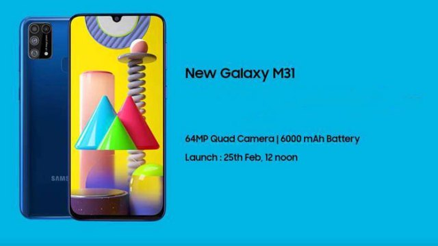 Samsung Galaxy M31 Mobile Phone price in nepal