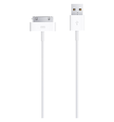 Genuine Apple 30 Pin Usb Cable