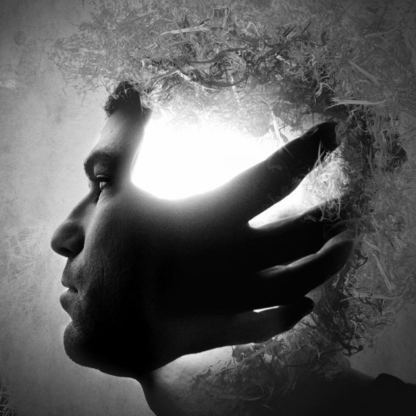 Black and White Photography Double Exposure