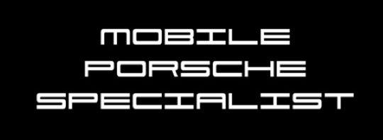Mobile Porsche Specialist