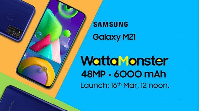 Samsung Galaxy M21 Price In Nepal