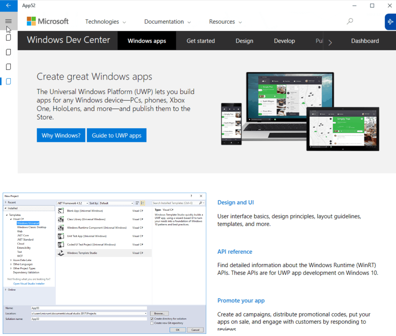 Windows Templates - Usefulresults