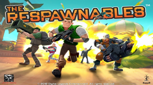game perang android: Respawnables