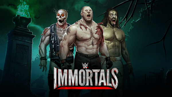 game fighting android: WWE Immortals