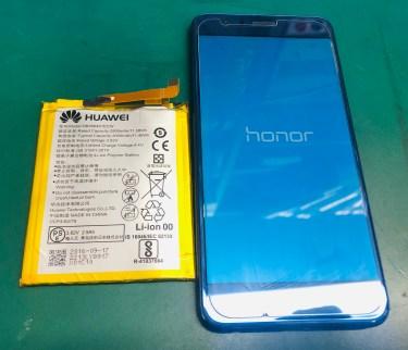 Huawei honor8 バッテリー交換
