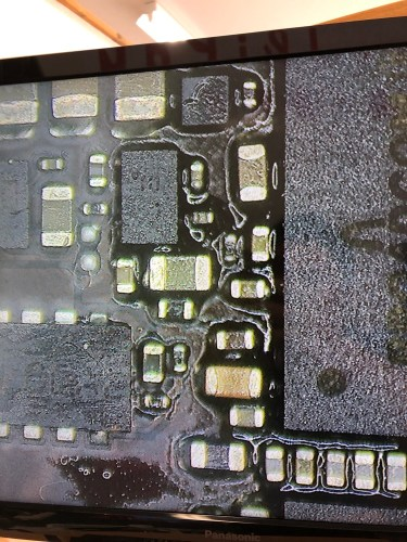 iPad Pro 9.7インチ 基板修理 データ復旧|電源が入らない