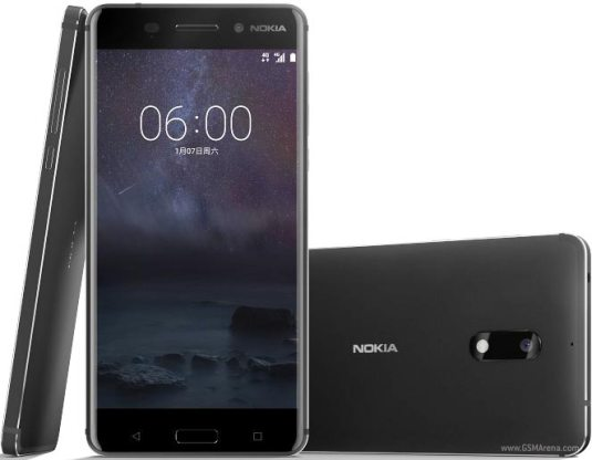 Nokia 6 specification