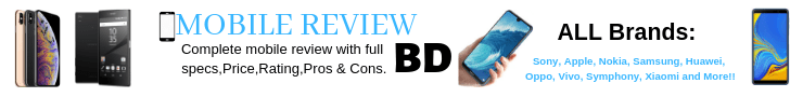 MOBILE REVIEW BD