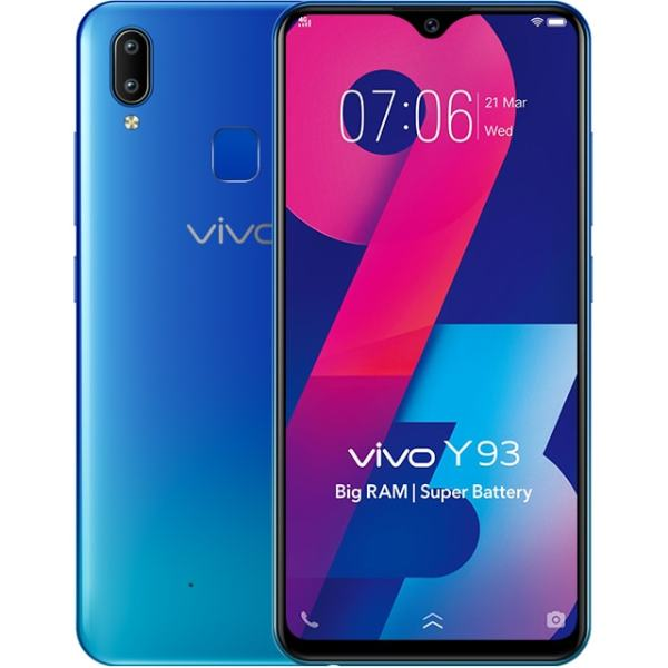 Vivo Y93 Price in Bangladesh