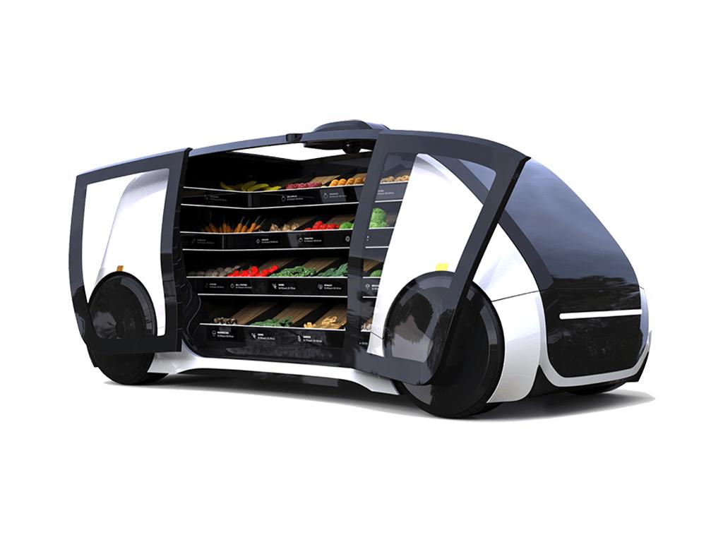 RoboMart Vehicle