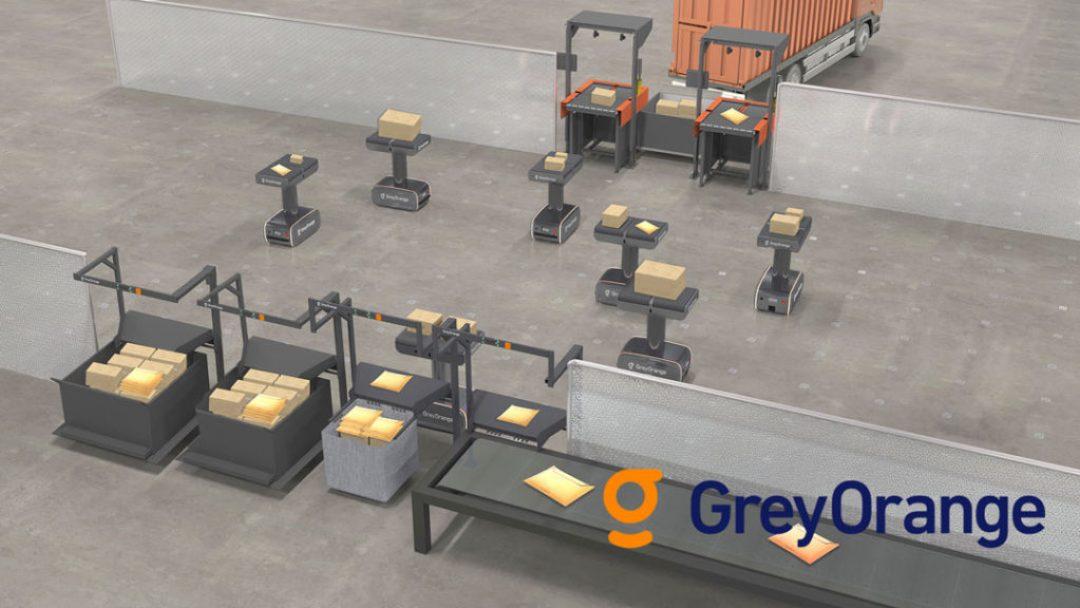 Grey Orange Flexo System