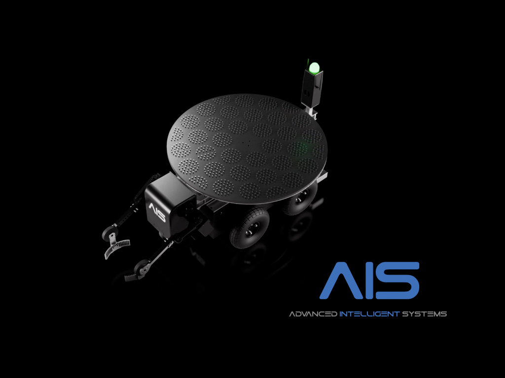 Robot BigTop de AI Systems