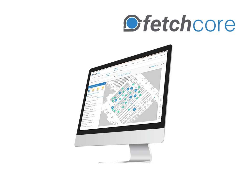Fetchcore Software Screen