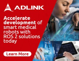 [ADVERTISEMENT] Adlink accelerate development of smart medical robots with ROS2 solutions today